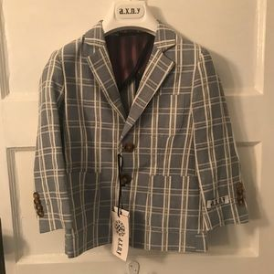 Toddler boys suit jacket